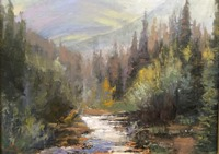 Homestake Morning - George Coll