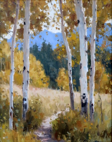 Aspen Alley - Kate Kiesler