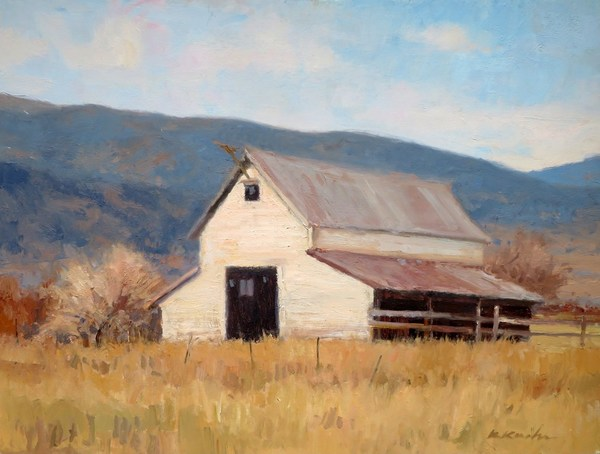 Back Roads Barn - Kate Kiesler